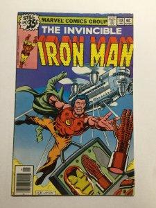 Iron Man 118 Fine Fn 6.0 1st First James Rhodes Signed By John Byrne Marvel