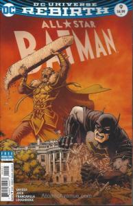 All-Star Batman #9B VF/NM; DC | save on shipping - details inside
