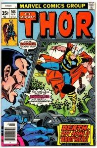 THOR #268 VF/NM God of Thunder DeZuniga Simonson 1966 1978, more Thor in store