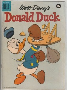 Donald Duck # 76 Strict FN Appearance Mickey Mouse & more up