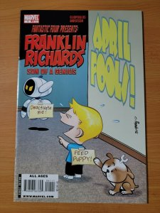 Franklin Richards April Fools #1 One-Shot ~ NEAR MINT NM ~ 2009 Marvel Comics