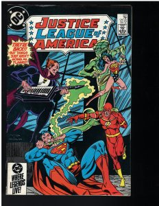 Justice League of America #237 (1985)