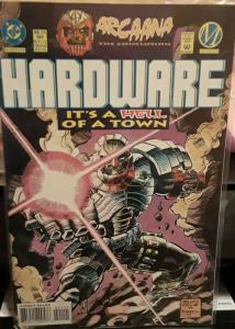 DC COMICS-HARDWARE #21-DATED:1993-GREAT COMICBOOK!!