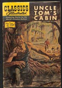 Classics Illustrated #152 (1959)