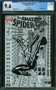 Amazing Spider-Girl (Marvel, 2006) CGC 9.6 NM+