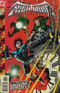 Nightwing #38 FN; DC | save on shipping - details inside