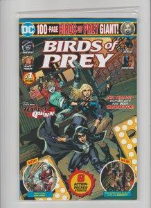 Birds of Prey Giant #1 DC Comics 100 Page Giant!