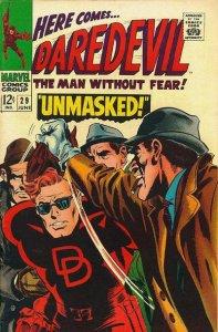 Daredevil #29 (ungraded) stock photo ID# B-10