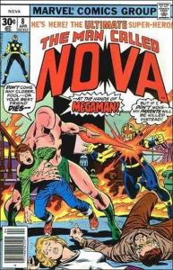 Marvel NOVA (1976 Series) #8 VF