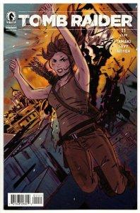 Tomb Raider #11 (Dark Horse, 2017) NM