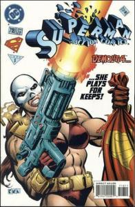 DC ACTION COMICS (1938 Series) #718 VF