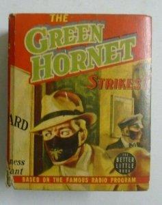 The Green Hornet Strikes #1453 Hardcover 2.5 GD+ (1940)