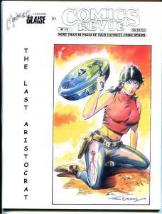 Comics Revue #170 2000-Romero-Sky Masters-Phantom-Modesty Blaise-Tarzan-VF