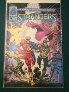 The Strangers #1 Ultraverse
