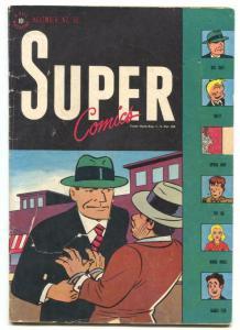 Super #90 1945- Dick Tracy Dell comics G-