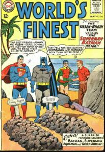 World's Finest Comics #141 VG; DC | low grade comic - save on shipping - details