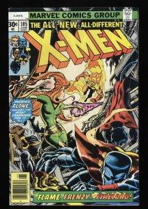 X-Men #105 FN- 5.5 Marvel Comics