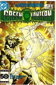 Green Lantern #191 (1960 v2)  Hal Jordan John Stewart Star Sapphire NM