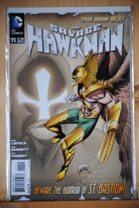 The Savage Hawkman #11 (2011)