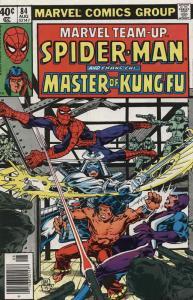 Marvel Team-Up #84 FN; Marvel | save on shipping - details inside