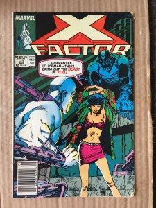 X-Factor #31 (1988)