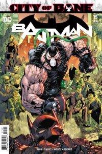 Batman (2016 series) #75, NM + (Stock photo)