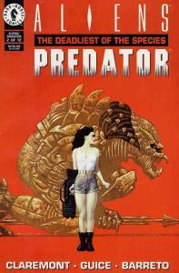 Aliens/Predator: The Deadliest of the Species #2 FN; Dark Horse | save on shippi