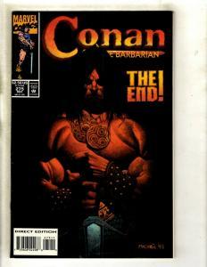 Conan The Barbarian # 275 VF/NM Marvel Comic Book 1st Print Red Sonja Kull J380