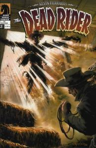 Dead Rider #2 VF/NM; Dark Horse | save on shipping - details inside