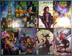 Robyn Hood Lot Variants The Curse #1 #2 #3 Grimm Fairy Tales #12 #13 Zenescope