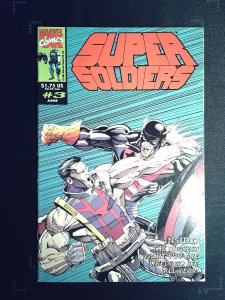 Super Soldiers (UK) #3 (1993)