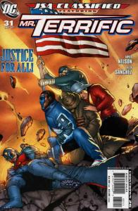 JSA: Classified #31 VF/NM; DC   save on shipping - details inside
