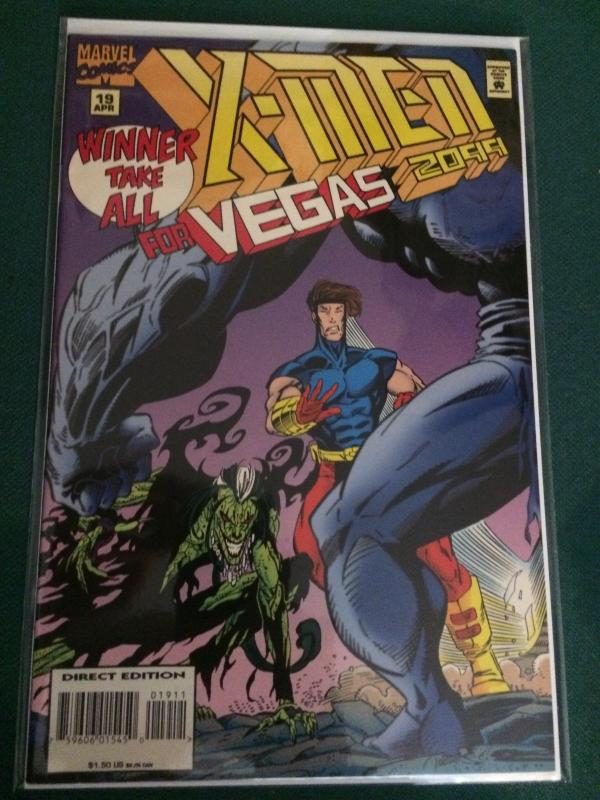 X-Men 2099 #19