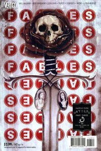 Fables #143, NM + (Stock photo)