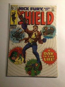 Nick Fury agent of Shield 14 Very fine vf 8.0 Marvel
