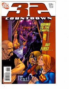 10 Countdown DC Comic Books # 32 33 34 35 36 37 38 39 40 41 Batman Flash J214
