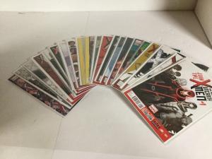 Uncanny X-Men 1-14 17 19.0 20-22 600 Special 1 Lot Set Run Nm Near Mint Marvel