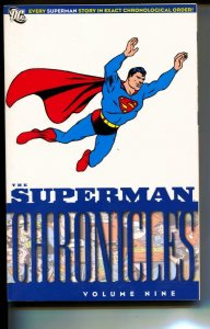 Superman Chronicles Volume 9 TPB trade