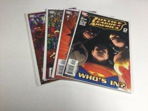 Justice League Of America 0 2 3 4 Nm Near Mint DC Comics
