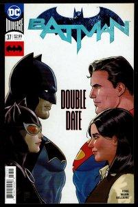 Batman #37  (Feb 2018, DC) 0 9.2 NM-