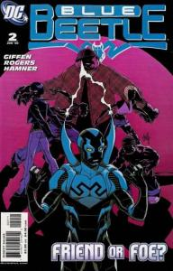 Blue Beetle (2006 series) #2, NM- (Stock photo)