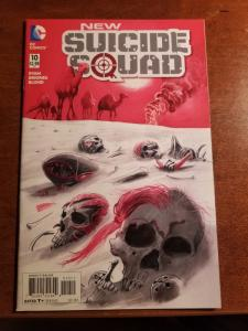 NEW SUICIDE SQUAD #10 NEAR MINT