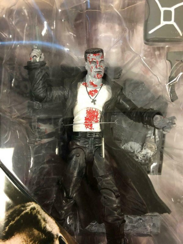 SIN CITY MARV exclusive Action figure, MIB SDCC Limited to 1300, #289
