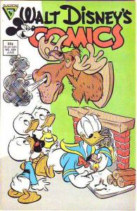 Comics and Stories, Walt Disney's #529 (Jun-88) NM/MT Super-High-Grade Donald...