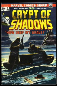 Crypt of Shadows #8 NM 9.4