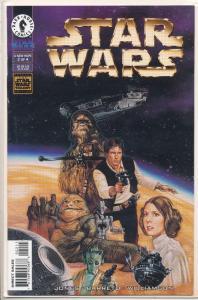 Dark Horse Star Wars, A New Hope #2 VF/NM (SIC345)