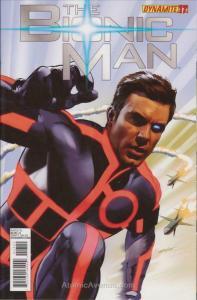 Bionic Man (Vol. 1) #17A VF/NM; Dynamite | save on shipping - details inside