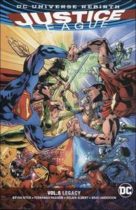 Justice League (3rd Series) TPB #5 VF/NM; DC   save on shipping - details inside