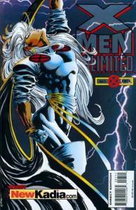 X-Men Unlimited (1993 series) #7, NM (Stock photo)