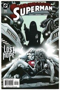 Superman #194 (DC, 2003) VF/NM